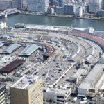 豊洲市場へ都庁を移してみる?